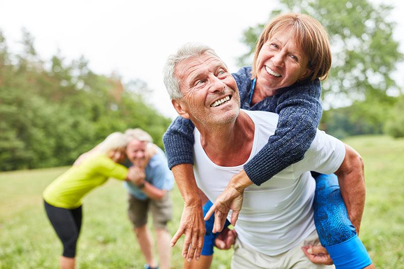 Vitalität erhöhen im Alter Siegen